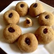Semolina Coconut Laddu